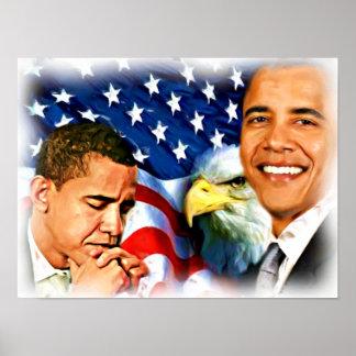 Presidente Barack Obama_Poster Poster