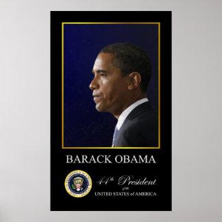 Presidente Barack Obama - poster