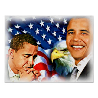 Presidente Barack Obama_Poster Póster