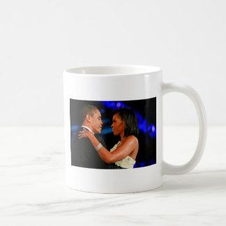 Presidente Barack Obama, presidente Barack Obama… Tazas De Café