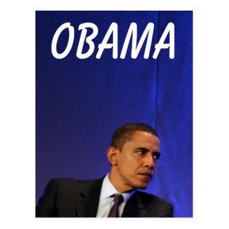 Presidente Barack Obama Tarjeta Postal