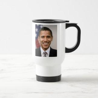 Presidente Barack Obama Taza De Viaje