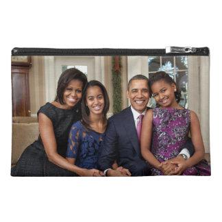 Presidente Barack Obama y familia