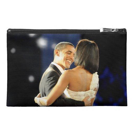 Presidente Barack y Micaela Obama