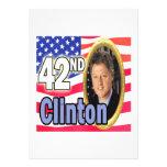 Presidente Clinton
