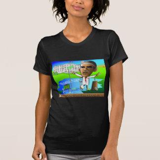 Presidente cojo del doc camisetas