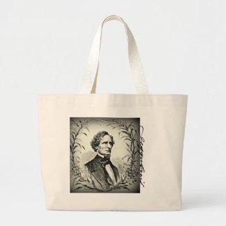 Presidente confederado Jefferson Davis Bolsa