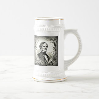 Presidente confederado Jefferson Davis Taza
