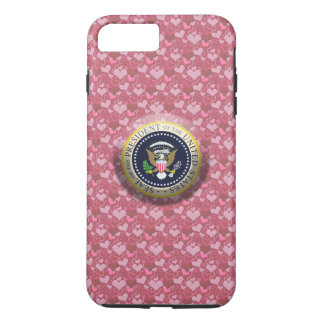 """""""Presidente Confessions de los E.E.U.U. del amor """" Funda iPhone 7 Plus"""