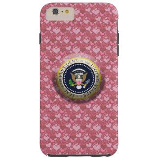"""Presidente Confessions de los E.E.U.U. del amor "" Funda Resistente iPhone 6 Plus"