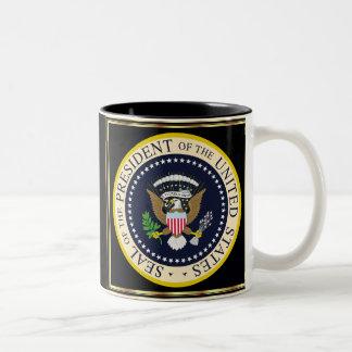 Presidente conmemorativo Obama Inauguration Taza De Café