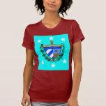 Presidente Cuba, Cuba Camiseta