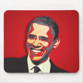 Presidente de Barack Obama 44.o Alfombrilla De Raton