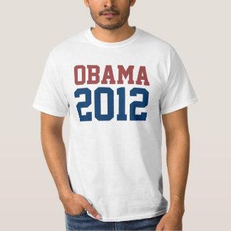 Presidente de Barack Obama en 2012 Playera