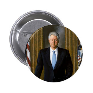 presidente de Bill Clinton los E E U U Pins