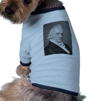 Presidente de Buchanan - de James de Estados Unido Camisa De Perro