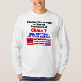 Presidente de China Poleras