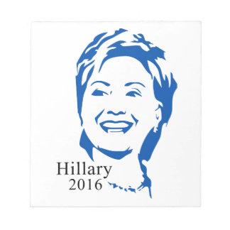 Presidente de Hillary Clinton el 2016% el pipe% Blocs