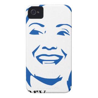 Presidente de Hillary Clinton el 2016% el pipe% iPhone 4 Protectores