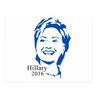Presidente de Hillary Clinton el 2016% el pipe% Postal