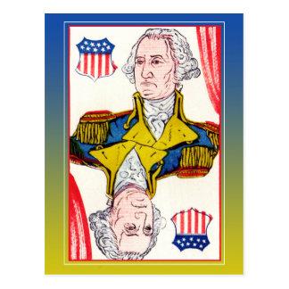 Presidente de los escudos - George Washington