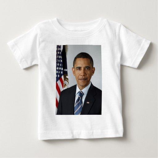 Presidente de los Estados Unidos de BARACK OBAMA Playeras