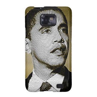Presidente de los Estados Unidos de Obama Samsung Galaxy SII Funda