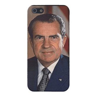 Presidente de Richard M. Nixon 37.o iPhone 5 Fundas