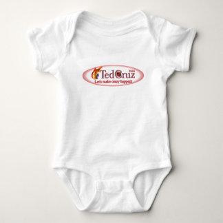 ¡Presidente de Ted Cruz 4 - hagamos loco para Body Para Bebé