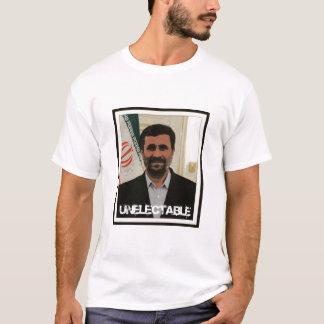 Presidente del iraní de Mahmud Ahmadineyad Playera