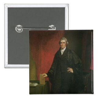 Presidente del Tribunal Supremo Marshall Pin Cuadrada 5 Cm