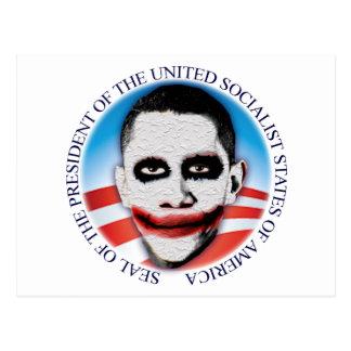 Presidente del USSA Postal