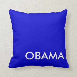 Presidente Democratic Pillow - Obama Almohada