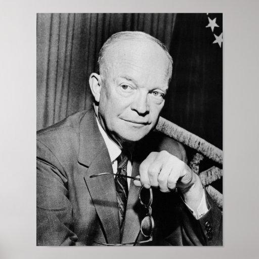 Presidente Dwight Eisenhower Posters