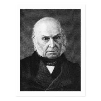 Presidente Estados Unidos de John Quincy Adams del Tarjetas Postales
