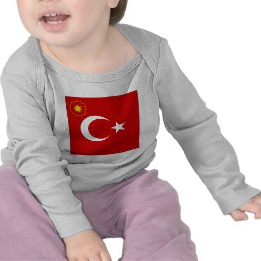 Presidente Flag de Turquía Camiseta