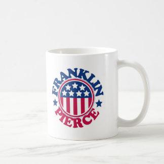 Presidente Franklin Pierce de los E.E.U.U. Taza Clásica