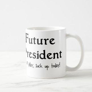 Presidente futuro tazas