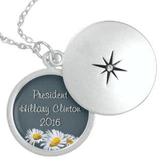 Presidente Hillary Clinton Medallón