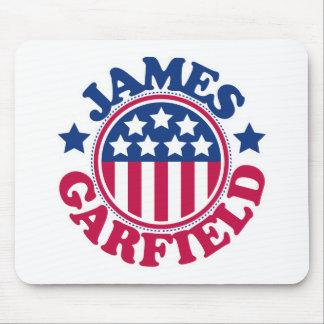 Presidente James Garfield de los E.E.U.U. Tapete De Ratón