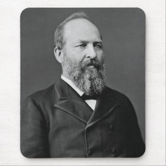 Presidente James Garfield Tapetes De Raton