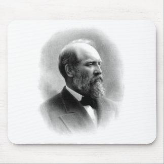 Presidente James Garfield Tapete De Ratón