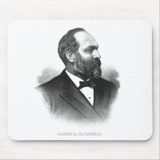 Presidente James Garfield Alfombrilla De Raton