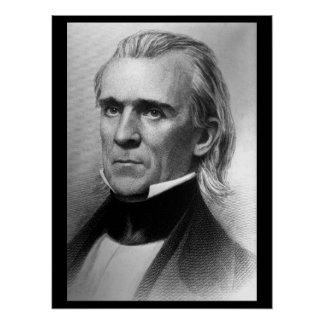 Presidente James K. Polk, c_America Grows_Image Póster
