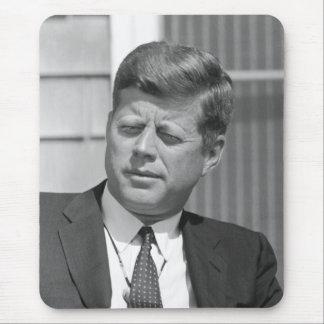 Presidente John F. Kennedy Alfombrillas De Raton