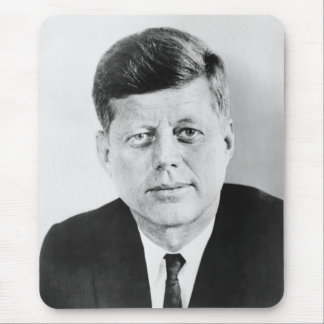 Presidente John F. Kennedy Tapete De Ratón