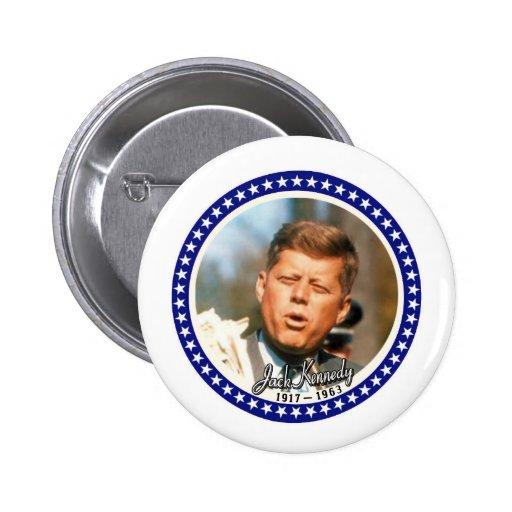 Presidente Kennedy Pin