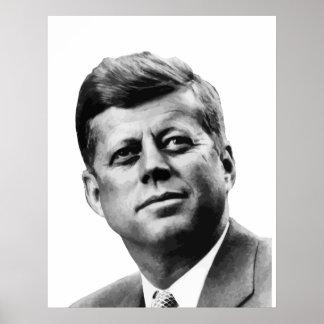 Presidente Kennedy Póster