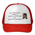 Presidente malísimo Hat Gorro