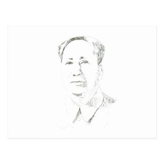 Presidente Mao China Postal